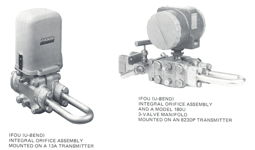 IFOU Integral U_Bend Flow Orifice Assembly