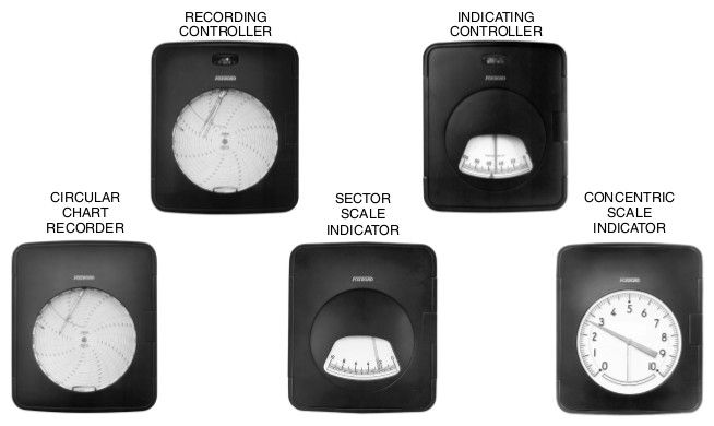 40m series recorders indicators and controllers