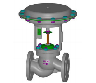 Valves - Control; On / Off; PRV